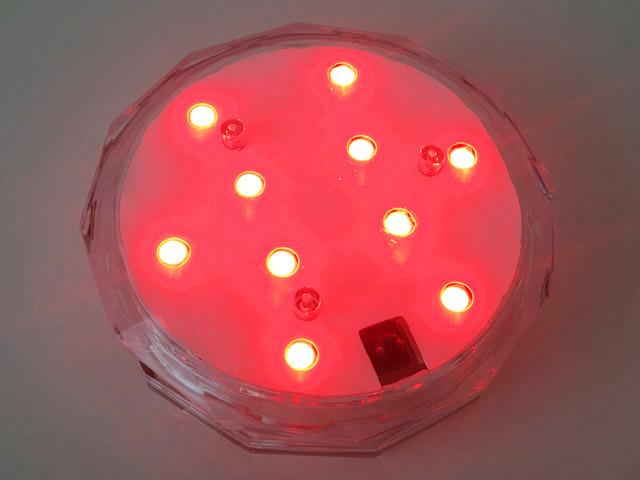 アクアライト,赤色,防水バスライト,Aqua Light,