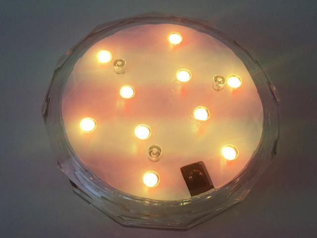 アクアライト,黄色,防水バスライト,Aqua Light,