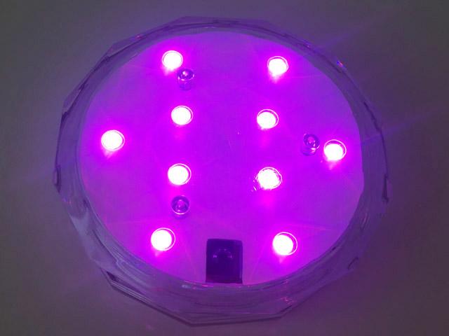 アクアライト,紫色,防水バスライト,Aqua Light,