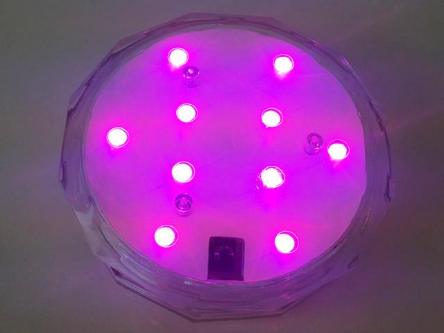 アクアライト,ピンク色,防水バスライト,Aqua Light,