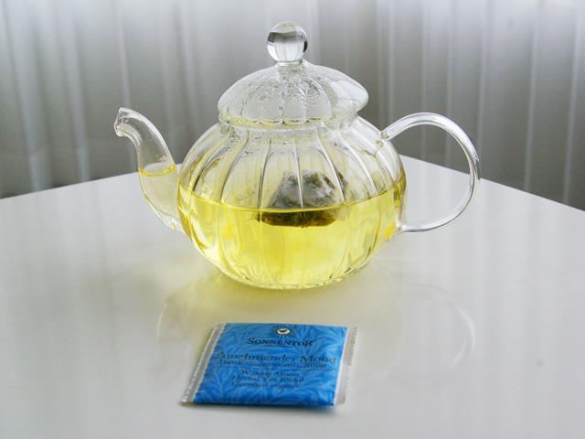 ゾネントア,月のお茶,上弦のお茶