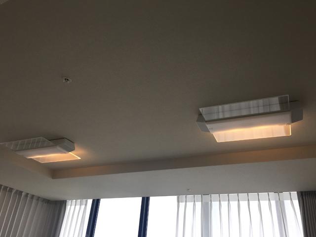 パナソニック,AIR PANEL LED,スピーカー付きのシーリングライト,HH-XCC0887A