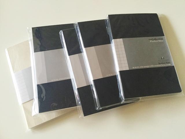 エトランジェ ディ コスタリカのポケットサイズのノート,リコレクションシリーズ,