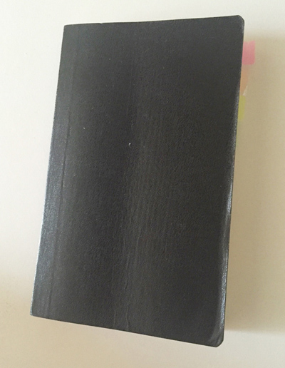 etranger di costarica,ポケットサイズのノート,