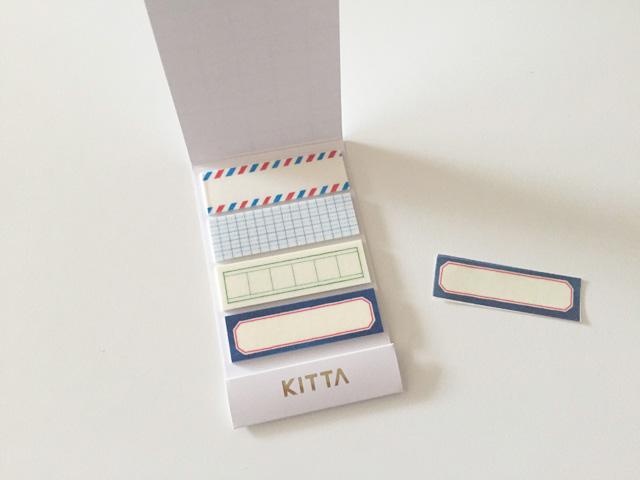 KITTA,フレーム柄,KIT005