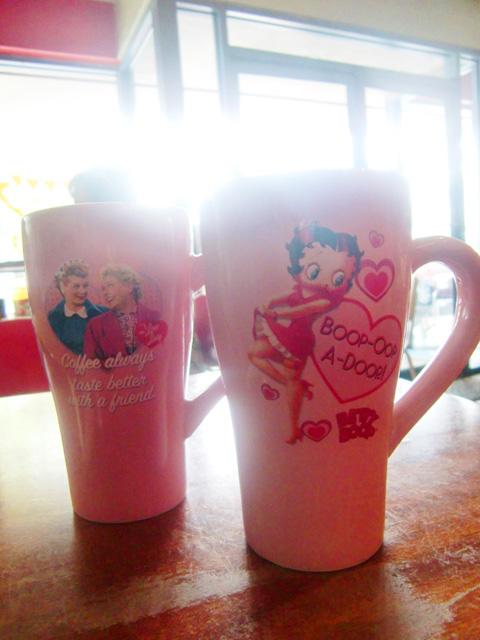 ベティちゃんのマグカップ