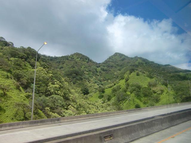 ハワイ,山間