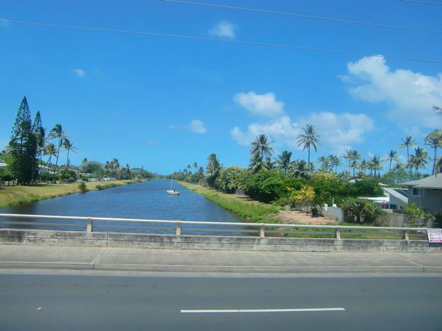 ハワイのお水
