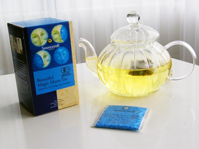 ゾネントア,月のお茶,